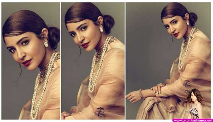 Anushka Sharma is elegance