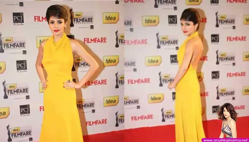 58th Filmfare Awards Anushka Sharma