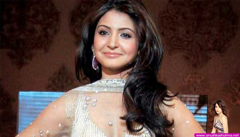 Anushka Sharma wears white