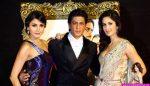Shahrukh Khan, Katrina Kaif and Anushka Sharma pack a punch!