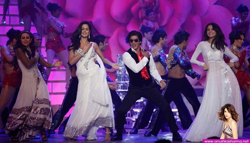 Zee Cine Awards 2013, Shah Rukh Khan show