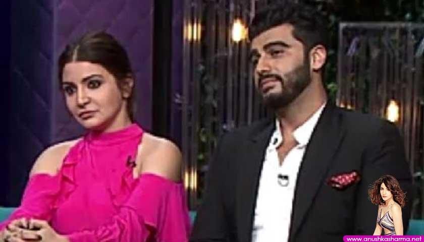 Anushka Sharma and Arjun Kapoor