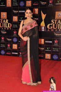 Anushka Sharma at the Star Guild Awards 2013