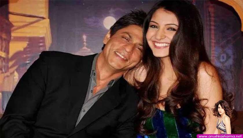 Anushka Sharma: Shahrukh Khan