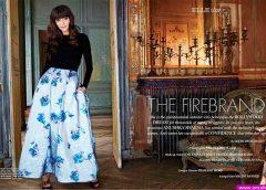 Anushka Sharma On The Cover Of ELLE Magazine