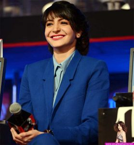 Anushka Sharma at the India Today Conclave 2013