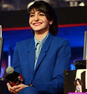 Anushka Sharma at the India Today Conclave 2013