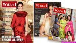 "Anushka Sharma On The Cover Of ""You & I"" Magazine"