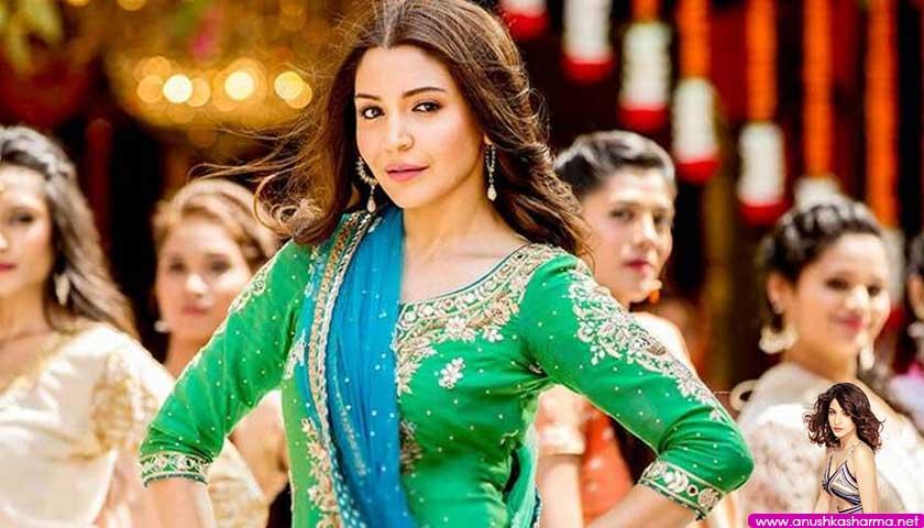 Sultan actress Anushka Sharma